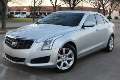 2013 Cadillac ATS for sale at DFW Universal Auto in Dallas TX