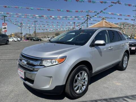 2013 Ford Edge for sale at Los Compadres Auto Sales in Riverside CA