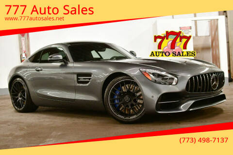 2018 Mercedes-Benz AMG GT for sale at 777 Auto Sales in Bedford Park IL