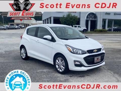 2021 Chevrolet Spark for sale at SCOTT EVANS CHRYSLER DODGE in Carrollton GA