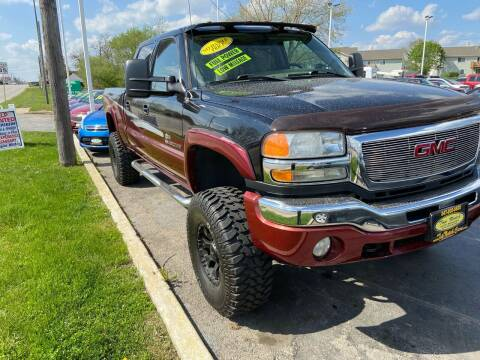 2007 GMC Sierra 2500HD Classic for sale at Top Notch Auto Brokers, Inc. in Palatine IL