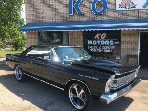 1965 Ford Galaxie 500 for sale at K O Motors in Akron OH