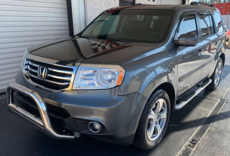 2012 Honda Pilot for sale at Tiny Mite Auto Sales in Ocean Springs MS