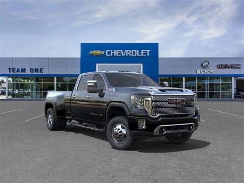 2022 GMC Sierra 3500HD for sale at TEAM ONE CHEVROLET BUICK GMC in Charlotte MI