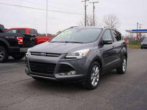 2014 Ford Escape for sale at FOWLERVILLE FORD in Fowlerville MI