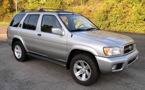 2003 Nissan Pathfinder for sale at Angelo's Auto Sales in Lowellville OH