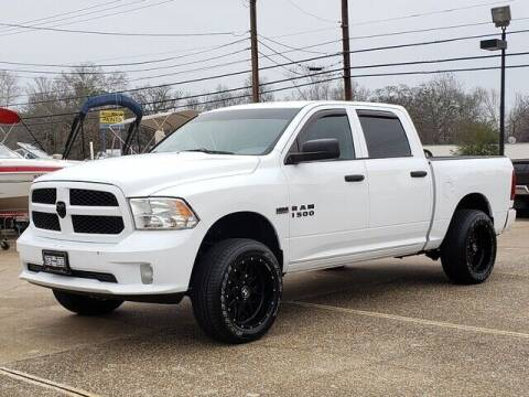 2014 RAM Ram Pickup 1500 for sale at Tyler Car  & Truck Center in Tyler TX