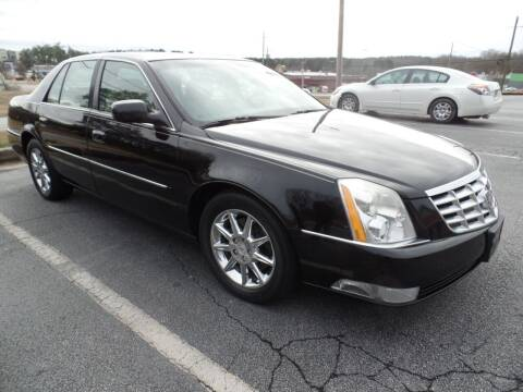 2011 Cadillac DTS for sale at United Automotive Group in Griffin GA