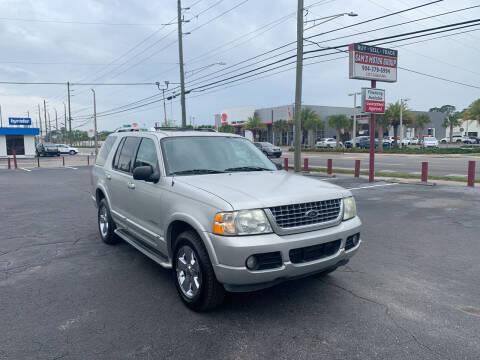 2004 Ford Explorer for sale at Sam's Motor Group in Jacksonville FL