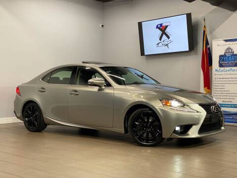 2016 Lexus IS 200t for sale at TX Auto Group in Houston TX