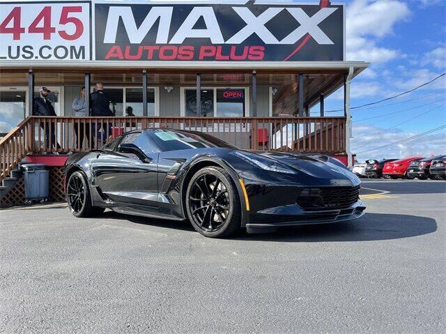 2017 Chevrolet Corvette for sale at Maxx Autos Plus in Puyallup WA