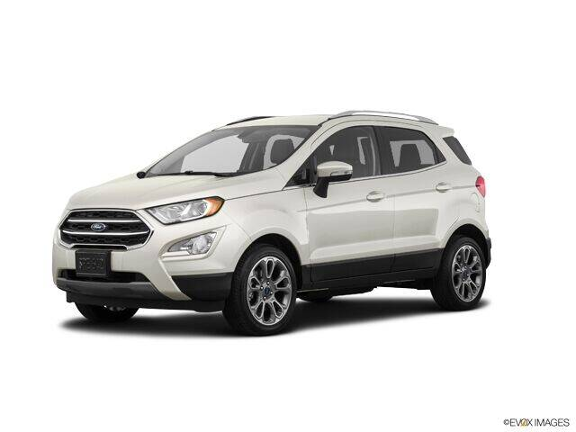 2020 Ford EcoSport for sale at Westchester Automotive in Scarsdale NY
