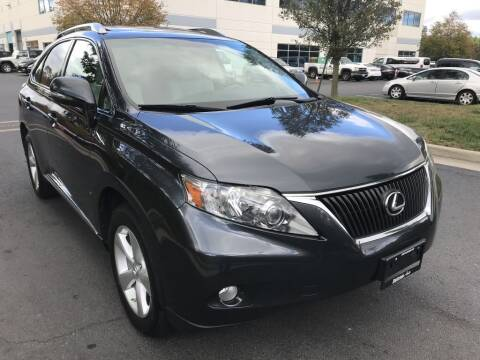2011 Lexus RX 350 for sale at Dotcom Auto in Chantilly VA