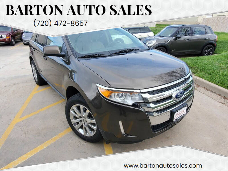 2011 Ford Edge for sale at Barton Auto Sales in Longmont CO