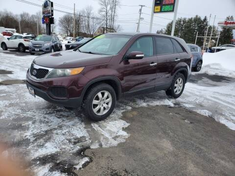 2011 Kia Sorento for sale at Excellent Autos in Amsterdam NY