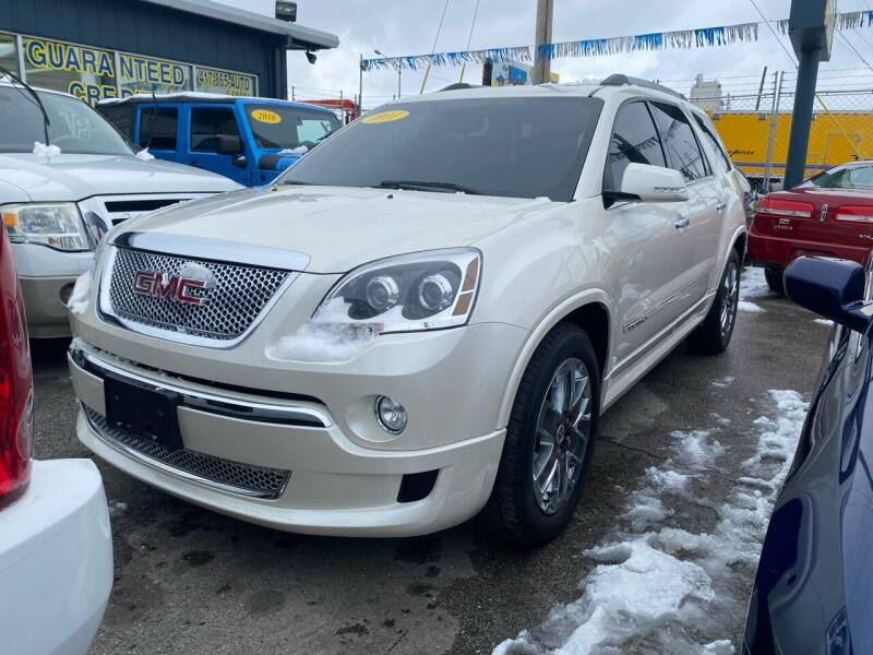 2011 GMC Acadia for sale at Car Barn of Springfield in Springfield MO