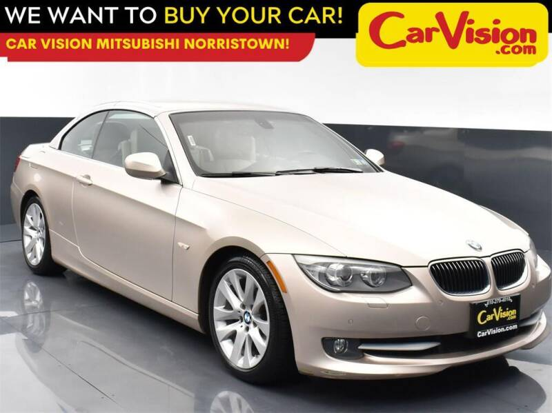 2013 BMW 3 Series for sale at Car Vision Mitsubishi Norristown in Norristown PA