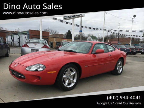 1999 Jaguar XK-Series for sale at Dino Auto Sales in Omaha NE