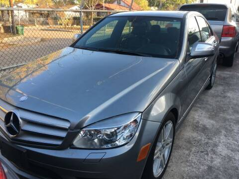 2008 Mercedes-Benz C-Class for sale at Carzready in San Antonio TX