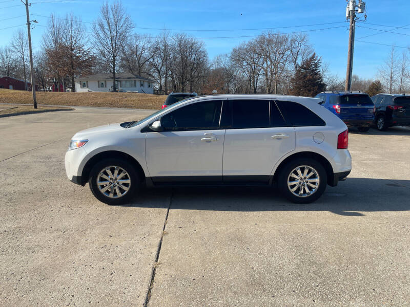 2013 Ford Edge for sale at Truck and Auto Outlet in Excelsior Springs MO