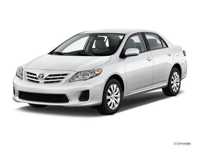 2013 Toyota Corolla for sale at USA Auto Inc in Mesa AZ