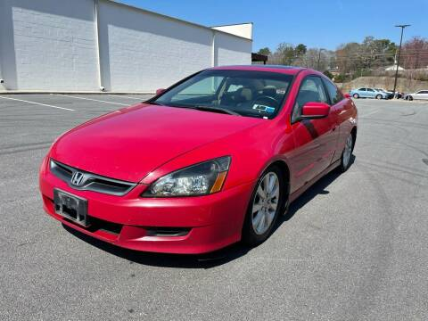 2006 Honda Accord for sale at Allrich Auto in Atlanta GA