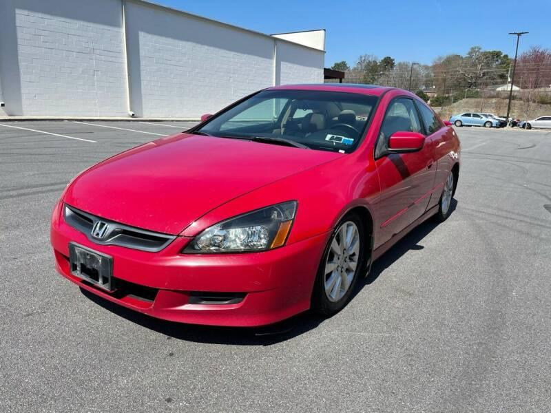 2006 Honda Accord for sale at Allrich Auto in Atlanta GA