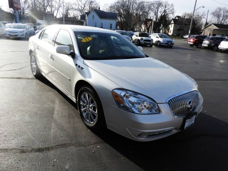 2011 Buick Lucerne for sale at Grant Park Auto Sales in Rockford IL