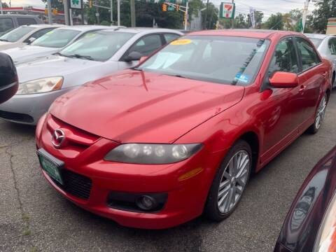 2006 Mazda MAZDASPEED6 for sale at Park Avenue Auto Lot Inc in Linden NJ