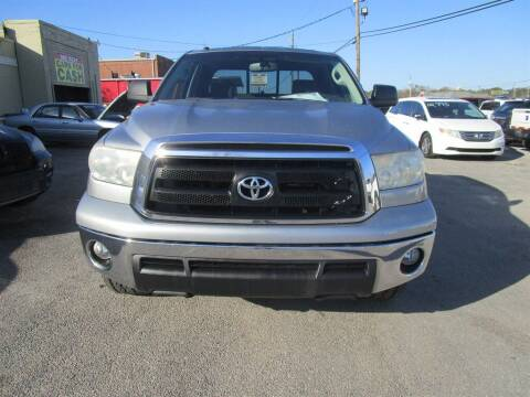 2013 Toyota Tundra for sale at DERIK HARE in Milton FL