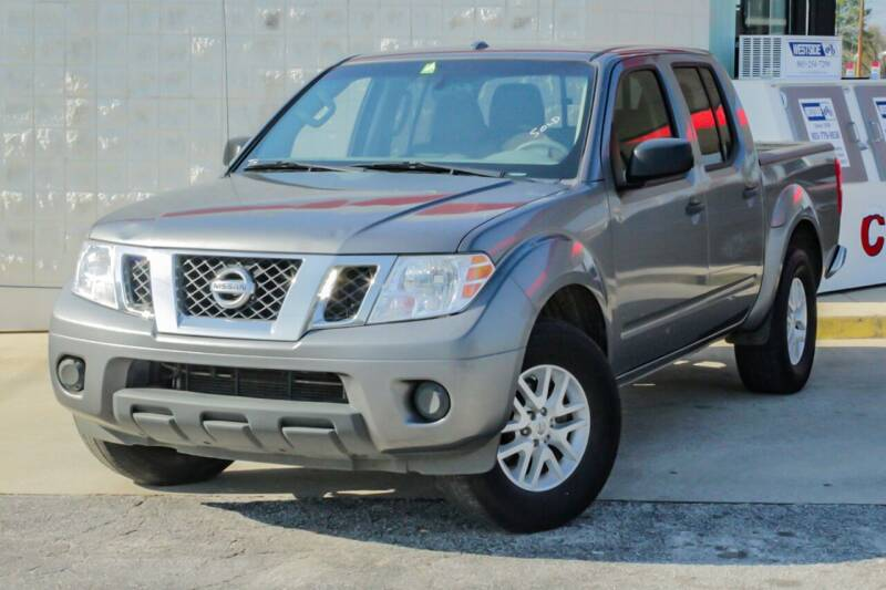 2018 Nissan Frontier for sale at Cannon Auto Sales in Newberry SC