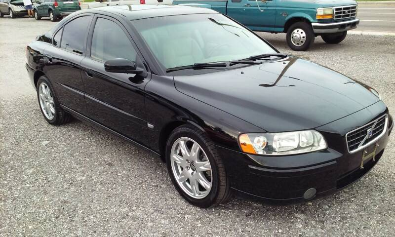 2006 Volvo S60 for sale at Pinellas Auto Brokers in Saint Petersburg FL