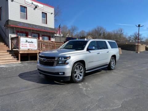 2019 Chevrolet Suburban for sale at DrivePanda.com Joliet in Joliet IL