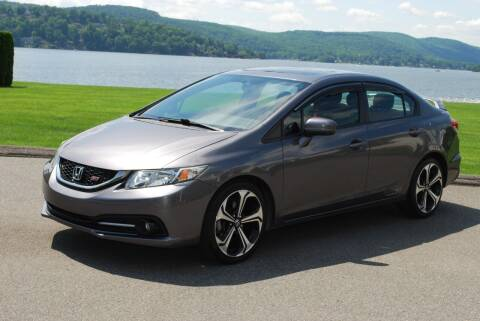 2015 Honda Civic for sale at New Milford Motors in New Milford CT