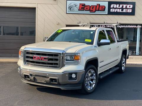 2014 GMC Sierra 1500 for sale at Eagle Auto Sales LLC in Holbrook MA