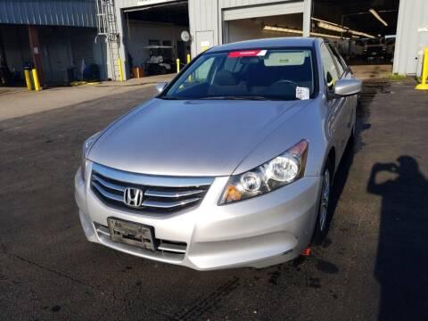 2011 Honda Accord for sale at ATLANTIC MOTORS GP LLC in Houston TX