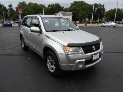2008 Suzuki Grand Vitara for sale at Grant Park Auto Sales in Rockford IL