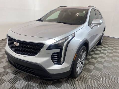 2019 Cadillac XT4 for sale at BMW of Schererville in Schererville IN