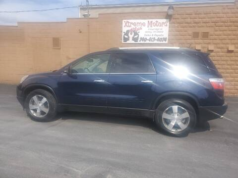 2012 GMC Acadia for sale at Xtreme Motors Plus Inc in Ashley OH