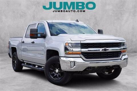 2017 Chevrolet Silverado 1500 for sale at Jumbo Auto & Truck Plaza in Hollywood FL