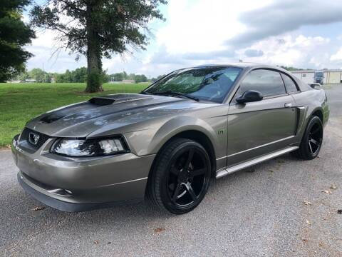 2002 Ford Mustang for sale at COUNTRYSIDE AUTO SALES 2 in Russellville KY