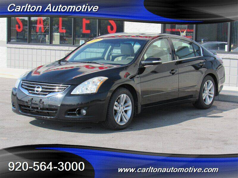 2012 Nissan Altima for sale at Carlton Automotive Inc in Oostburg WI