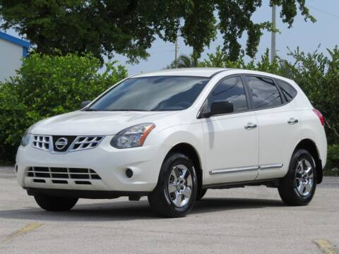 2015 Nissan Rogue Select for sale at DK Auto Sales in Hollywood FL