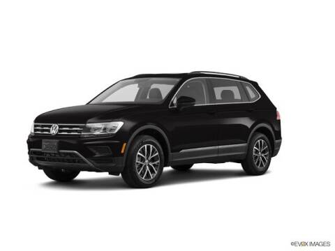 2020 Volkswagen Tiguan for sale at Douglass Automotive Group in Central Texas TX