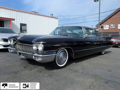 1960 Cadillac DeVille for sale at Sabeti Motors in Tacoma WA
