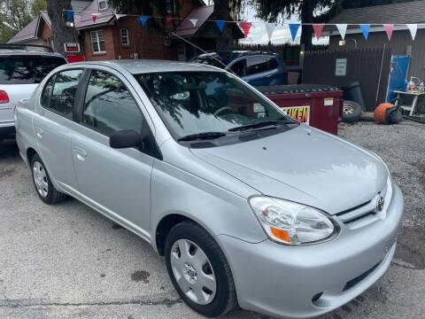 2003 Toyota ECHO for sale at Trocci's Auto Sales in West Pittsburg PA