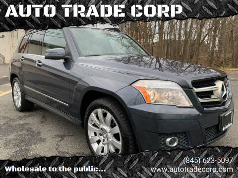 2011 Mercedes-Benz GLK for sale at AUTO TRADE CORP in Nanuet NY