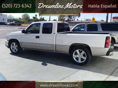 2007 Chevrolet Silverado 1500 Classic for sale at Dreamline Motors in Coolidge AZ