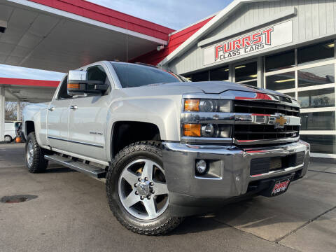2018 Chevrolet Silverado 2500HD for sale at Furrst Class Cars LLC in Charlotte NC