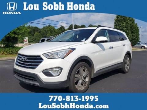 2015 Hyundai Santa Fe for sale at Lou Sobh Honda in Cumming GA